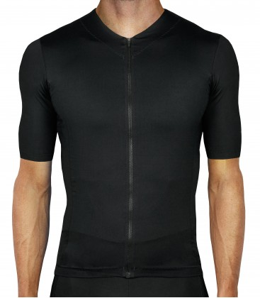 Secret Black Cycling Jersey