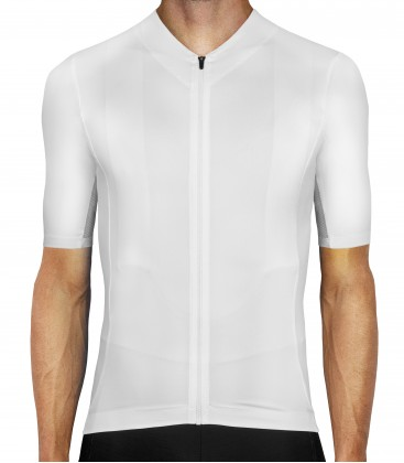 Secret White Cycling Jersey