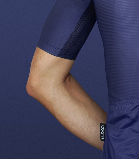 Absolute Caballero Navy Cycling Jersey