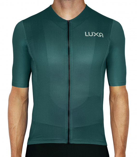Absolute Verde Green Cycling Jersey