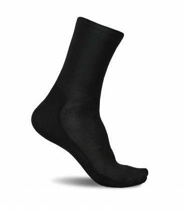 Secret Black Cycling Socks