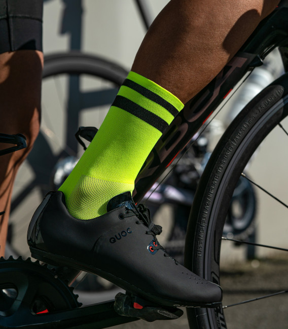 Classic Fluo Cycling Socks