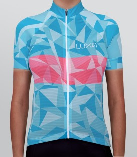 Women's Luxa Ice Girl cycling jersey