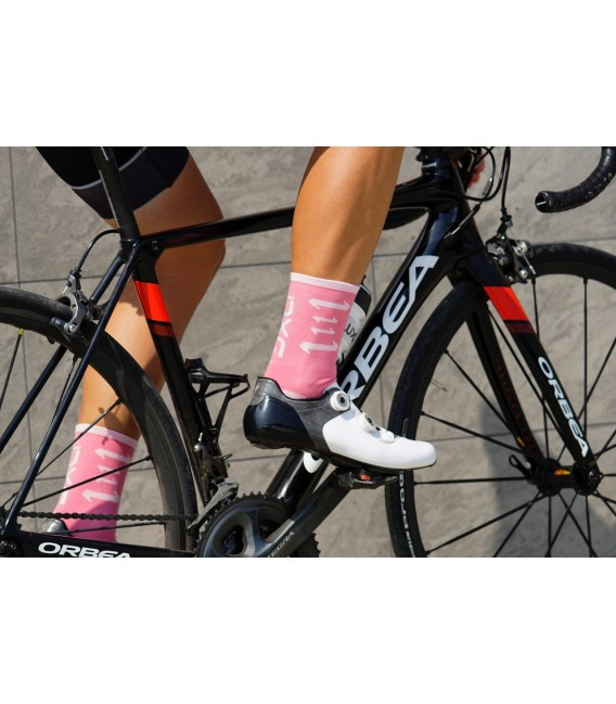 Ride for Pink cycling socks