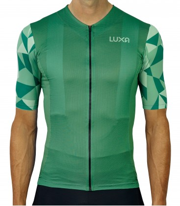 Forest Camo Cycling Jersey