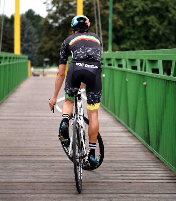 Plant Power cycling jersey [PREORDER]