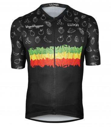 Plant Power Vegan Cycling Jersey